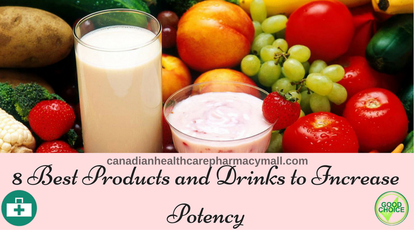 8 Best Products to Increase Potency