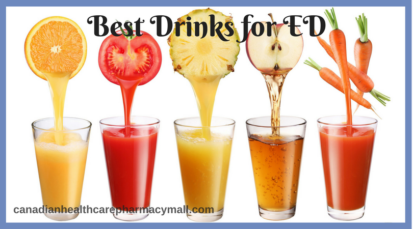 Best Drinks for Potency