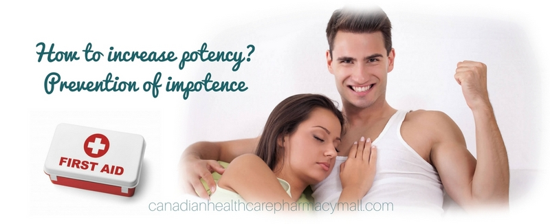 How to increase potency